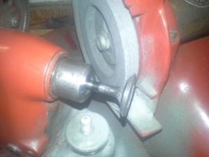 Omslipning av ventiler